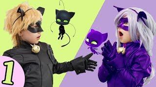 У Супер-Кота больше нет талисмана 😱! Кто новый Кот Нуар?! Новый супергерой, внучка Адриана Агреста?