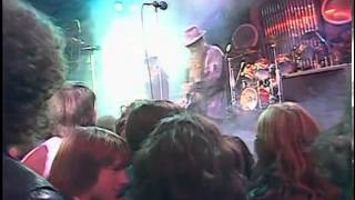 Zz Top Live 83 Sharp Dressed Man