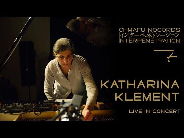 Katharina Klement @ Interpenetration 1.8.4