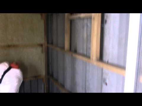 видео: Как быстро и правильно обшить контейнер жилье офис  1