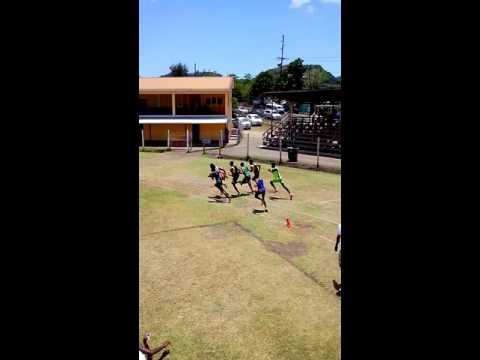 Grenada National Trials 2015