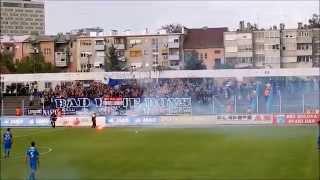 Zagreb - Dinamo (bakljada)