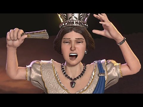 Civilization 6 #Triggered 🌟 Best Denouncement :)