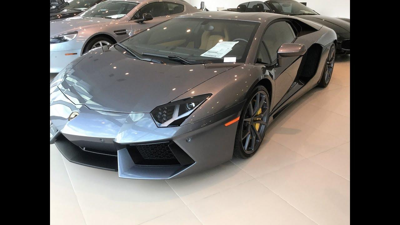 Maserati Of Bergen County >> Lamborghini Aventador Review - YouTube