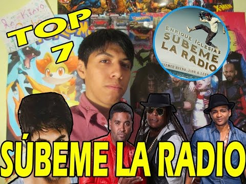 Top 7: Covers de Súbeme La Radio - Enrique Iglesias Ft. Descemer Bueno, Zion & Lennox