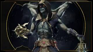 MK11 - The Kollector Fatality and Fatal Blow