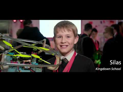 Raytheon UK Quadcopter Final 2019