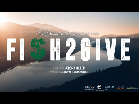 Fi$h2Give | Fly Fishing Short Film (2020)