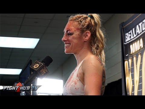 "Heather Hardy to McGregor ""Boxing for MMA & Boxing are not the same thing!"""