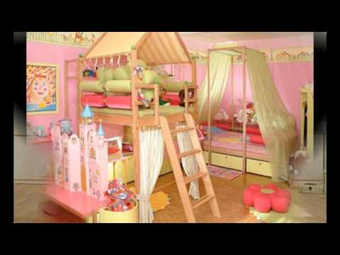 Cute Little Girls Room Decorating Ideas