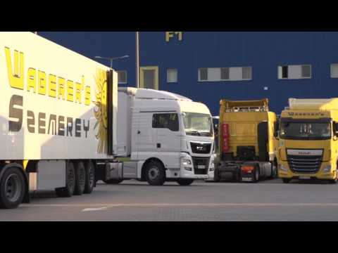 Safety And Efficiency In The Fleet Depot: Knorr-Bremse Demonstrates Autonomous Yard Maneuvering