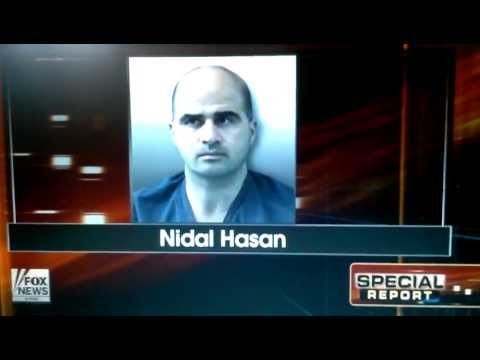 Accused Fort Hood Shooter Releases Statement to Fox News - Nidal Hasan