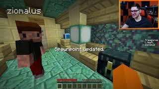 """Minecraft: Prismarine Lab #1 - """"Epickie łamigłówki!"""" w/ Zio"""