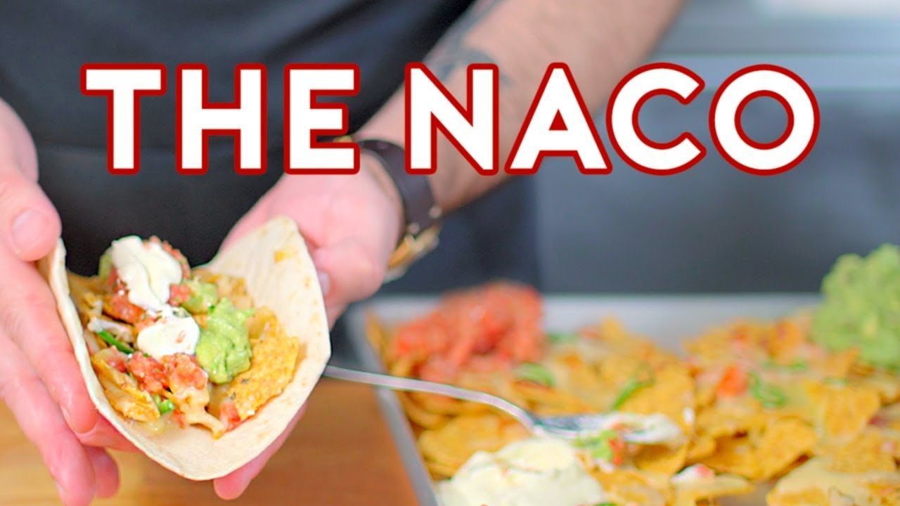 How to Make The Naco from 'Kim Possible'