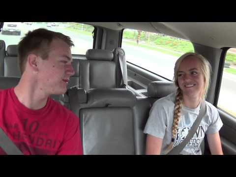 Brother and Sister after Wisdom Teeth Removal Funny