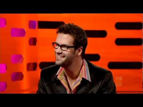 Keanu Reeves @ The Graham Norton Show | Jan 2011 | Part 2