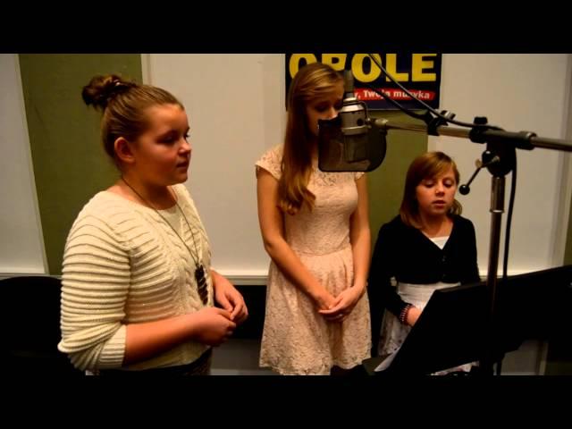 Opolskie dzieci śpiewają kolędy