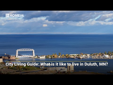 What is it like to live in Duluth, Minnesota | HOMEiA Cities Living Guides