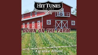 Live Like You Were Dying (Originally Performed By Tim McGraw) (Karaoke Version)
