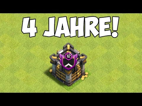 4 JAHRE #theRETURN! ☆ Clash of Clans CoC
