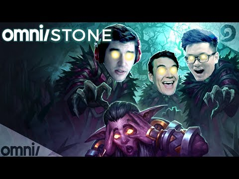 Omni/Stone ep. 45 w/ Brian Kibler, Firebat & Frodan: Witchwood Meta Discussion/ Live Q&A