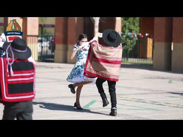 Bailes de Fiestas Patrias Educación Básica - 4 Básicos Pumahue Chicureo