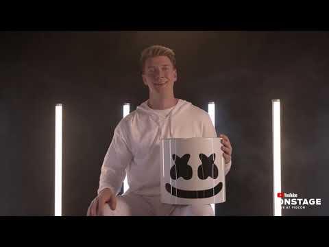 I AM MARSHMELLO VidCon w  GloZell   Matt Steffanina   Sam Tsui   Collins Key #YouTubeOnStage
