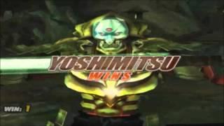 Download Video Tekken 5: Yoshimitsu All Intros & Win Poses MP3 3GP MP4