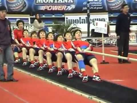 World Tug of War championship - 2008 (indoor). Epic fight !!! Best sport!!!