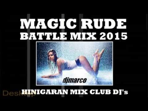MAGIC RUDE BEST TEKNO BATTLE MIX 2015 [HINIGARAN MIX CLUB]