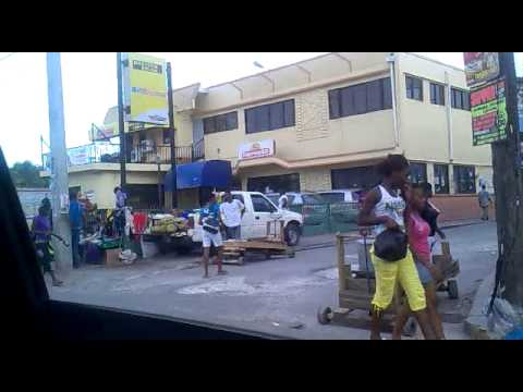 Old Harbour a Jamaican street scene  YouTube