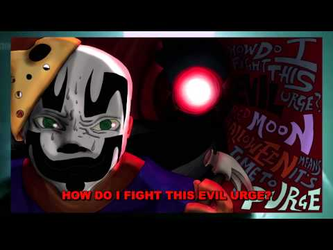 ICP - Red Moon Howl - Hallowicked 2014 Song - Interpreted by the Juggalos!