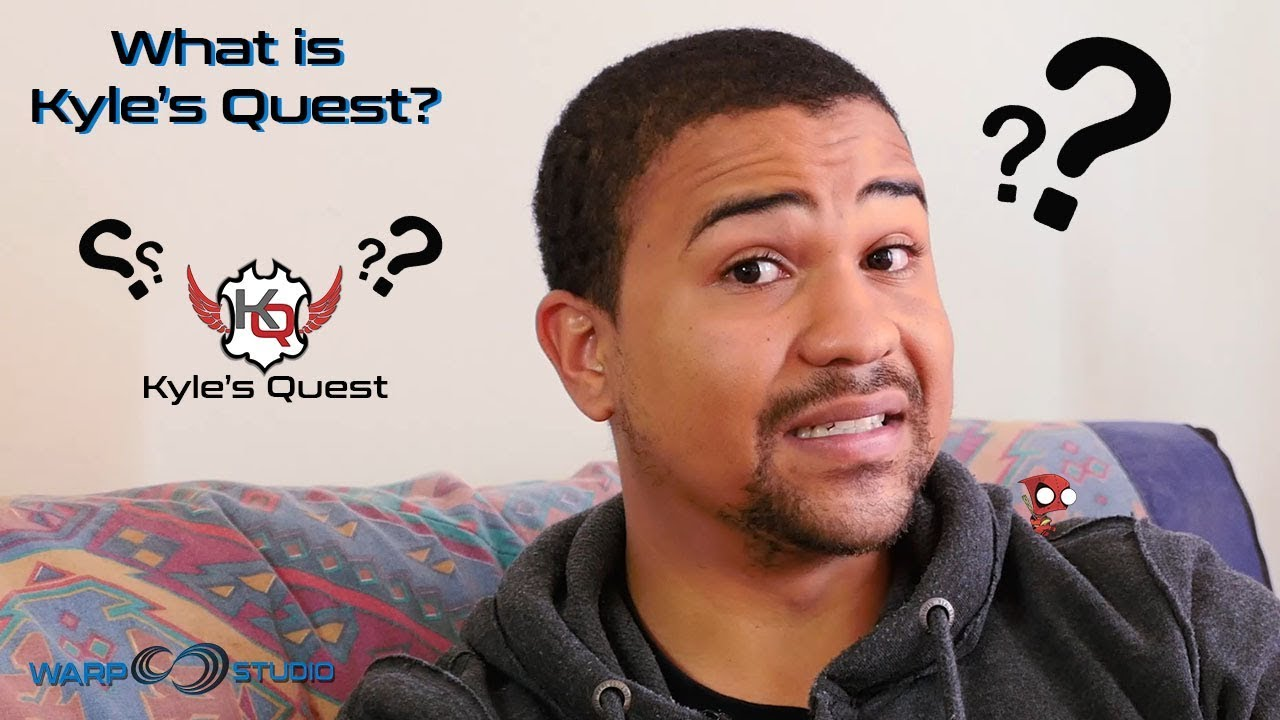 6f5df2cf56 What is Kyle s Quest  - YouTube