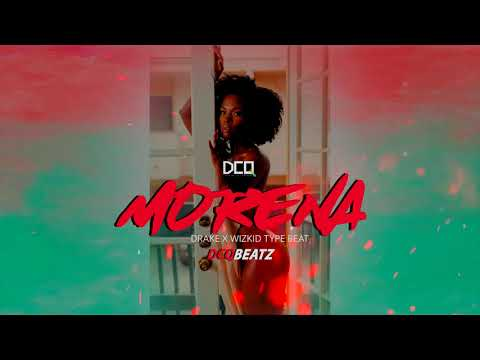 M O R E N A - Drake x Wiz Kid Type Beat | Dancehall Pop Instrumental 2017 | By DCQ BEATZ®