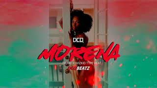 M O R E N A - Drake x Wiz Kid Type Beat Dancehall Pop Instrumental 2017 By DCQ BEATZ(R)