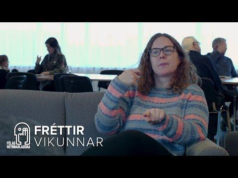 Fréttir vikunnar 60 - Hvað kom fyrir Døve Film
