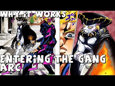 Why The Entering The Gang Arc Works
