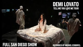 Download Video Demi Lovato - Tell Me You Love Me Tour (Full Show) Opening Night [San Diego] MP3 3GP MP4