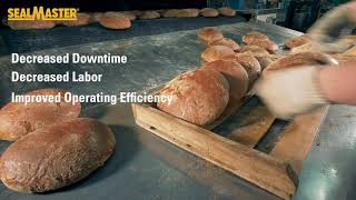 Bakery Saves $33,000 with Sealmaster® PN Gold™ Bearings