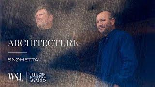 2016 Architecture Innovator: Snøhetta