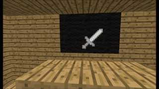 [Minecraft animation] Minecraft player School - Fighting