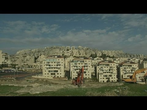 Israeli settlements: Israel, alone but determined