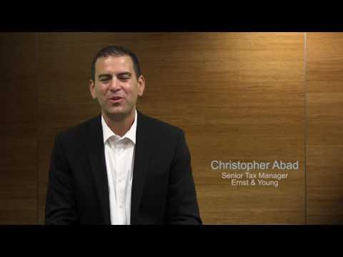 Christopher Abad - Senior Tax ...