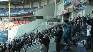 【2011年】★歌詞入り 埼玉西武ライオンズ スタメン応援歌メドレー