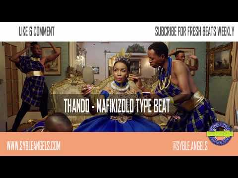 MAFIKIZOLO LOVE PORTION TYPE BEAT 2018 ' THANDO ' PRODUCED BY SYBLE ANGELS