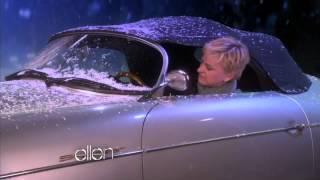 Ellen в клипе Justin Bieber-Mistloe rus  720