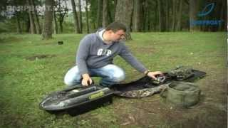 CARPBOAT CARBON 2,4Ghz