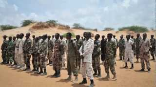 FOCUS ON SOMALIA: Somali Army Training - Ep.10