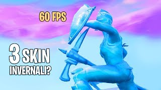 THE 3 ICE SKINS?! 60 FPS on IPAD PRO 11! HOW is it?! Fortnite Australia
