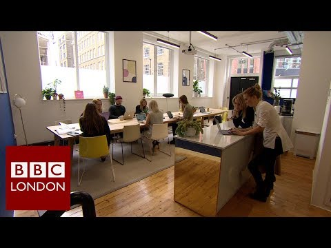 London's first pay as you go crèche – BBC London News